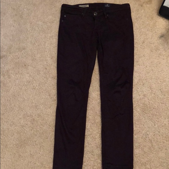 "Ag Adriano Goldschmied Pants - Last call - AG ""The Legging Super Skinny"" Jeans"